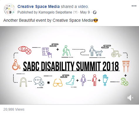 SABC Disability