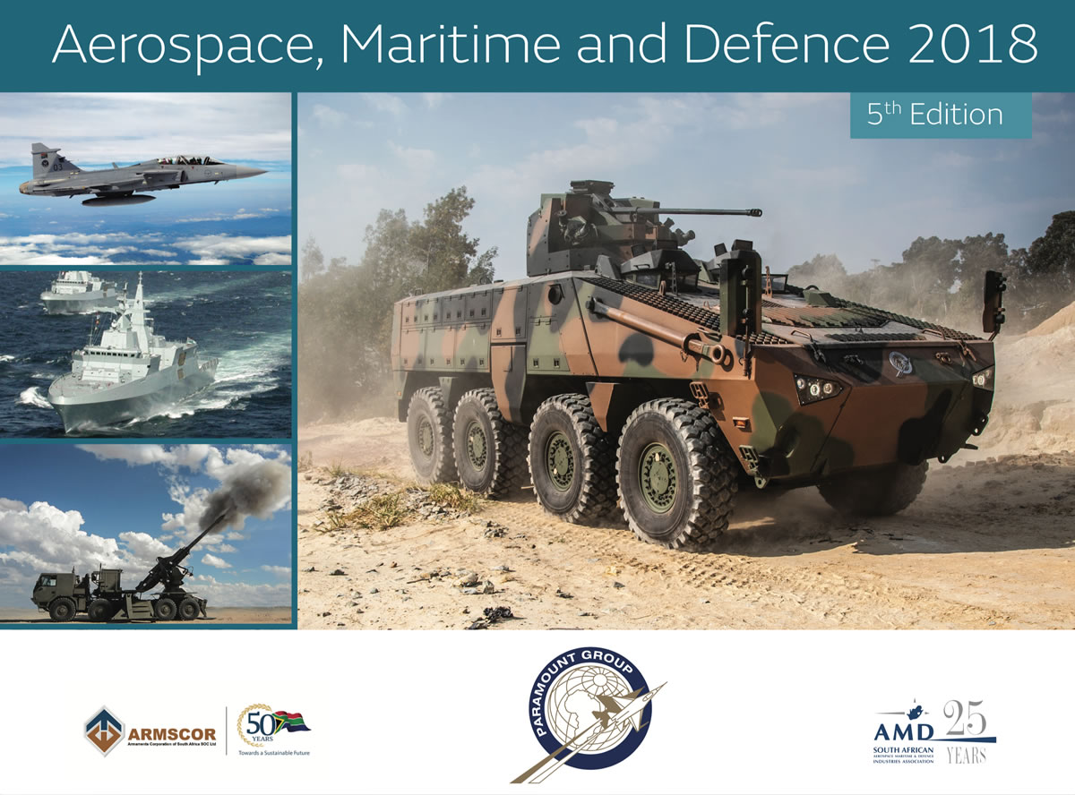 AEROSPACE MARITIME & DEFENCE COFFEE TABLE BOOK